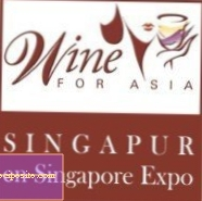 Singapore Expo, Wine for Asia.